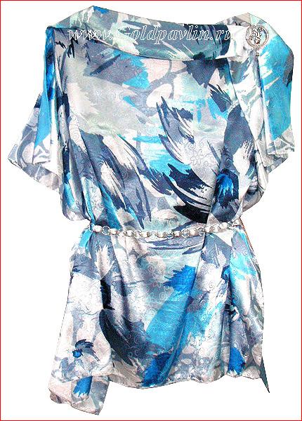 платки одежда блузка хитон накидка из платка сделать майку из платков.